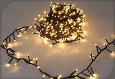 Kerstverlichting - Lichtsnoer - kerstboom verlichting - Feestverlichting - Warm wit - LED 1200 stuks - 24 Meter
