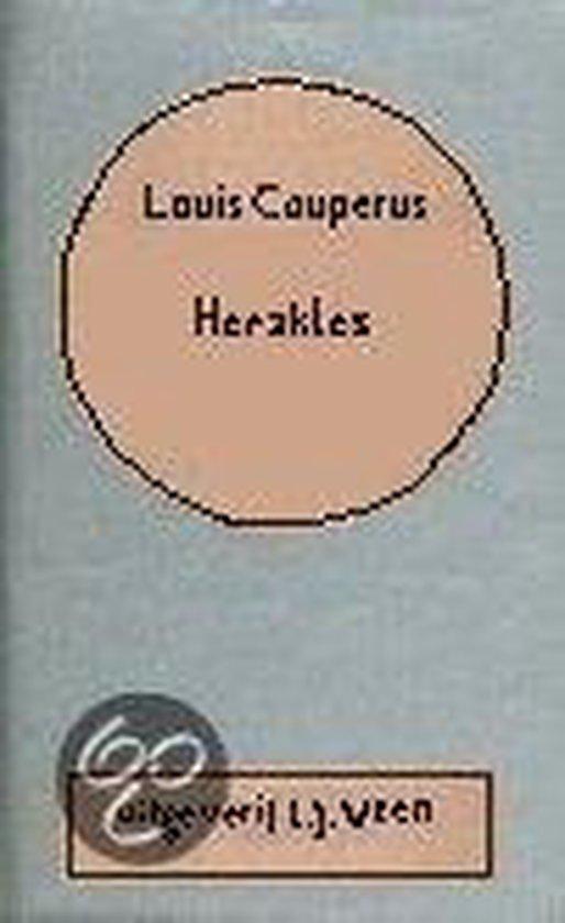 Herakles (couperus vol. werk 34) - Louis Couperus | Fthsonline.com