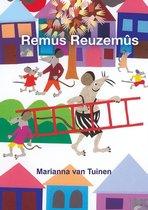 Boek cover Remus Reuzemûs van Marianna van Tuinen