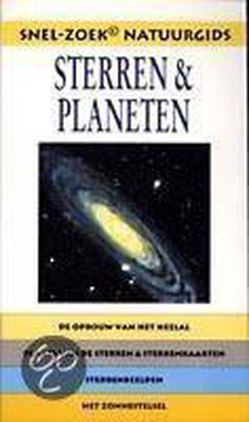 Sterren en planeten(snelzoek natuurgids) - Auteur Onbekend |