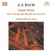 Bach J. S.: Organ Works