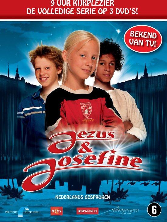 Cover van de film 'Jezus & Josefine'