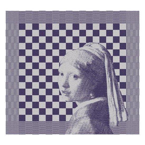 DDDDD Theedoek Girl With the Pearl (6 stuks)