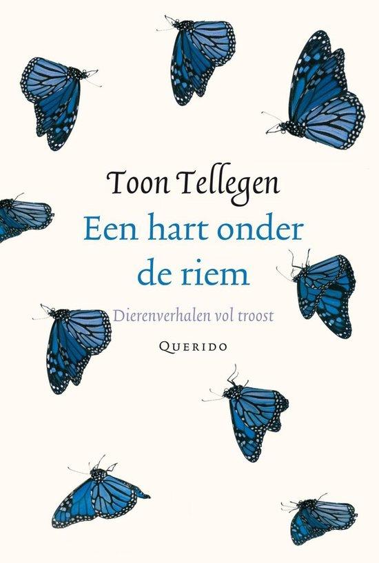 Boek cover Een hart onder de riem van Toon Tellegen (Onbekend)