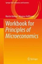Boek cover Workbook for Principles of Microeconomics van Martin Kolmar