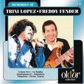 Memories Of Trini Lopez & Freddy Fender