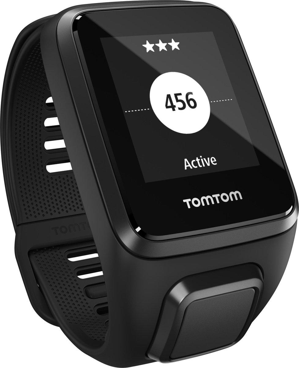 TomTom Spark 3 GPS Fitnesshorloge - Zwart- Small - TomTom