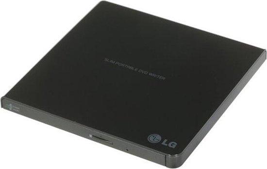 LG GP57EB40 - Externe DVD brander - Zwart