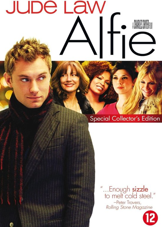 Cover van de film 'Alfie - What's It All About'