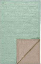 PiP Studio Leaves Quilt - Green 180x265