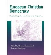 European Christian Democracy