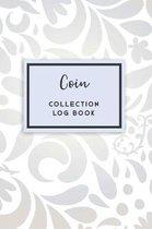 Coin Collection Log Book