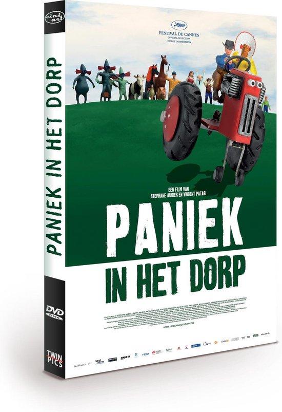 Cover van de film 'Paniek In Het Dorp'