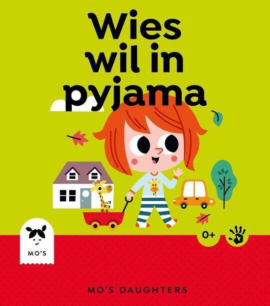 Mo's Daughters Wies - Wies wil in pyjama - Firma Fluks |