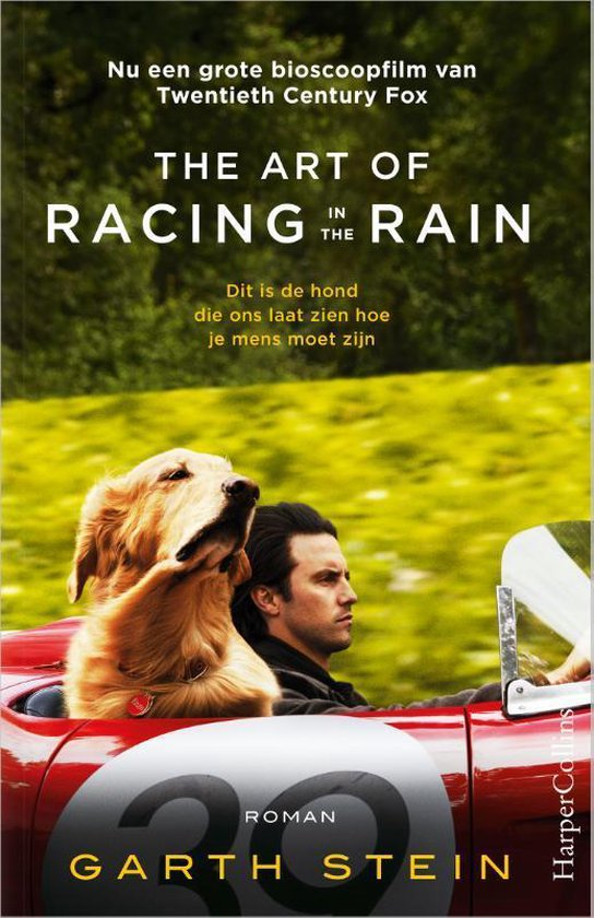 The Art of Racing in the Rain - Garth Stein |