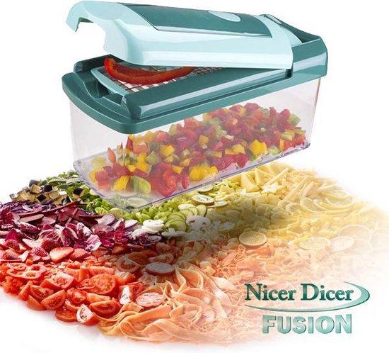 Nicer Dicer Fusion smart Snijmachine