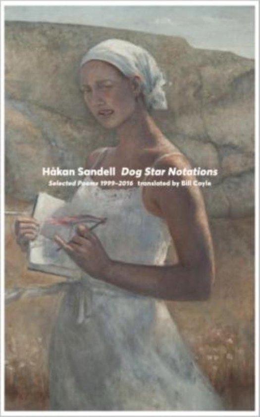 Boek cover Dog Star Notations van Håkan Sandell (Paperback)