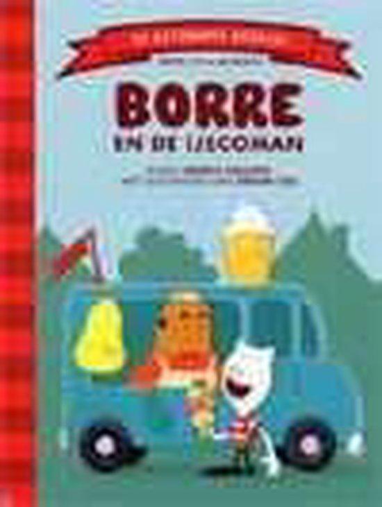 Borre En De Ijscoman - Jeroen Aalbers  