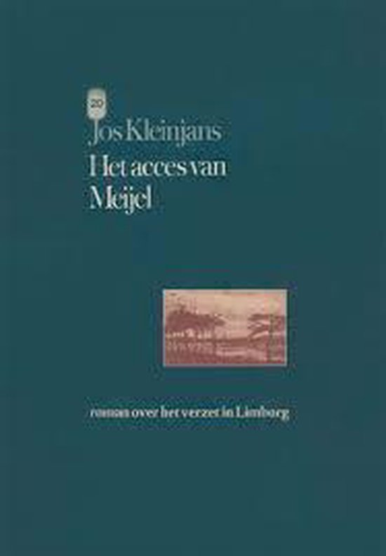 Het acces van Meijel - Jos Kleinjans  