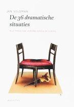 De schrijfbibliotheek  -   De 36 dramatische situaties