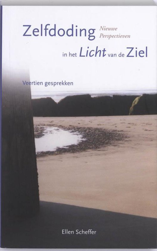 Boek cover Spiritboek - Zelfdoding in het licht van de ziel van Ellen Scheffer (Paperback)