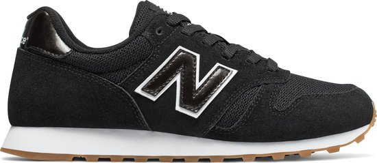 New Balance 373 Sneakers Dames - Black - Maat 39