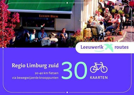 Leeuwerik routes - Regio Limburg Zuid - Diederik Mönch |