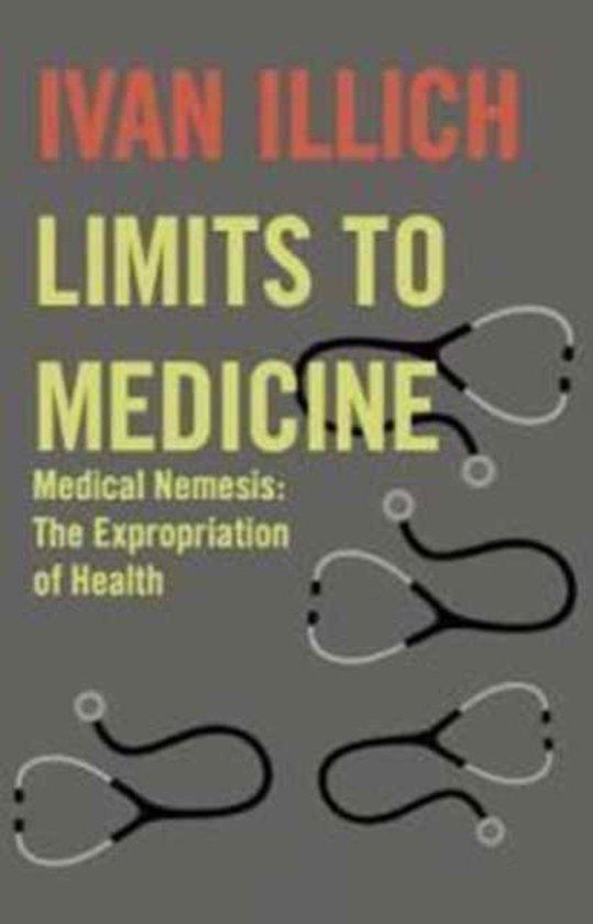 Boek cover Limits to Medicine van Ivan Illich (Paperback)