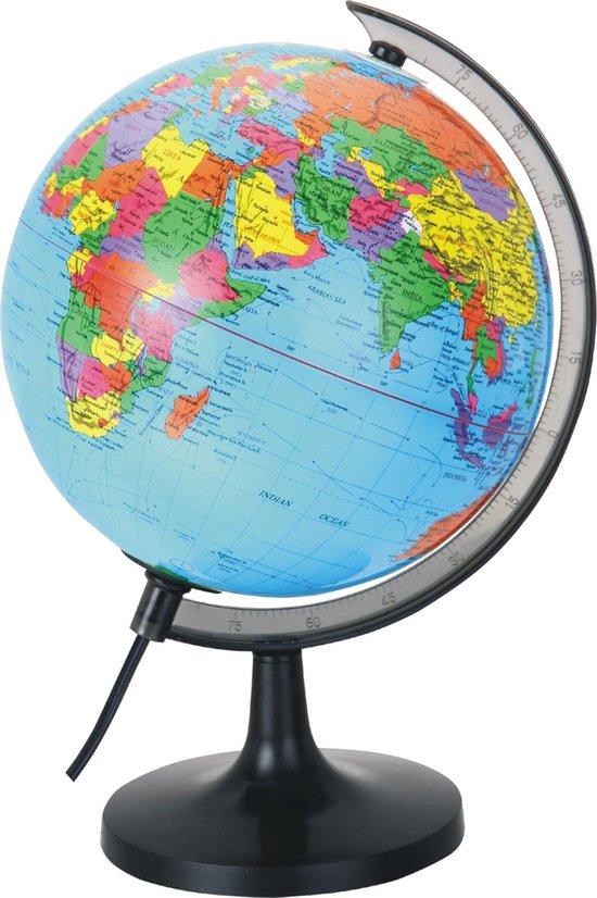 Globe 20cm + Verlichting - vdm