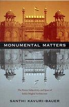 Monumental Matters
