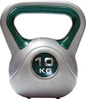 Sportbay Kettlebell - 10 kg - Grijs