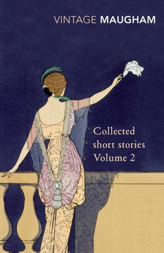 Boek cover Collected Short Stories Volume 2 van W. Somerset Maugham (Paperback)