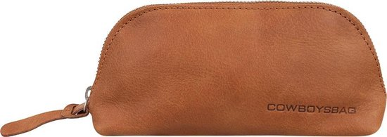 Cowboysbag Pencil case Halstead - Tobacco - Cowboysbag
