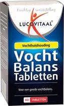 Bol.com-Lucovitaal Vochtbalans Tabletten Voedingssupplement - 60 tabletten-aanbieding