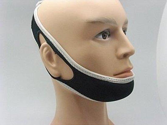 Acusnore Antisnurk hoofdband - 1 stuk - Antisnurkmiddel Snurkband stopt het snurken