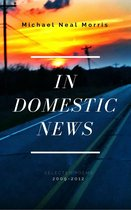Boek cover In Domestic News van Michael Neal Morris
