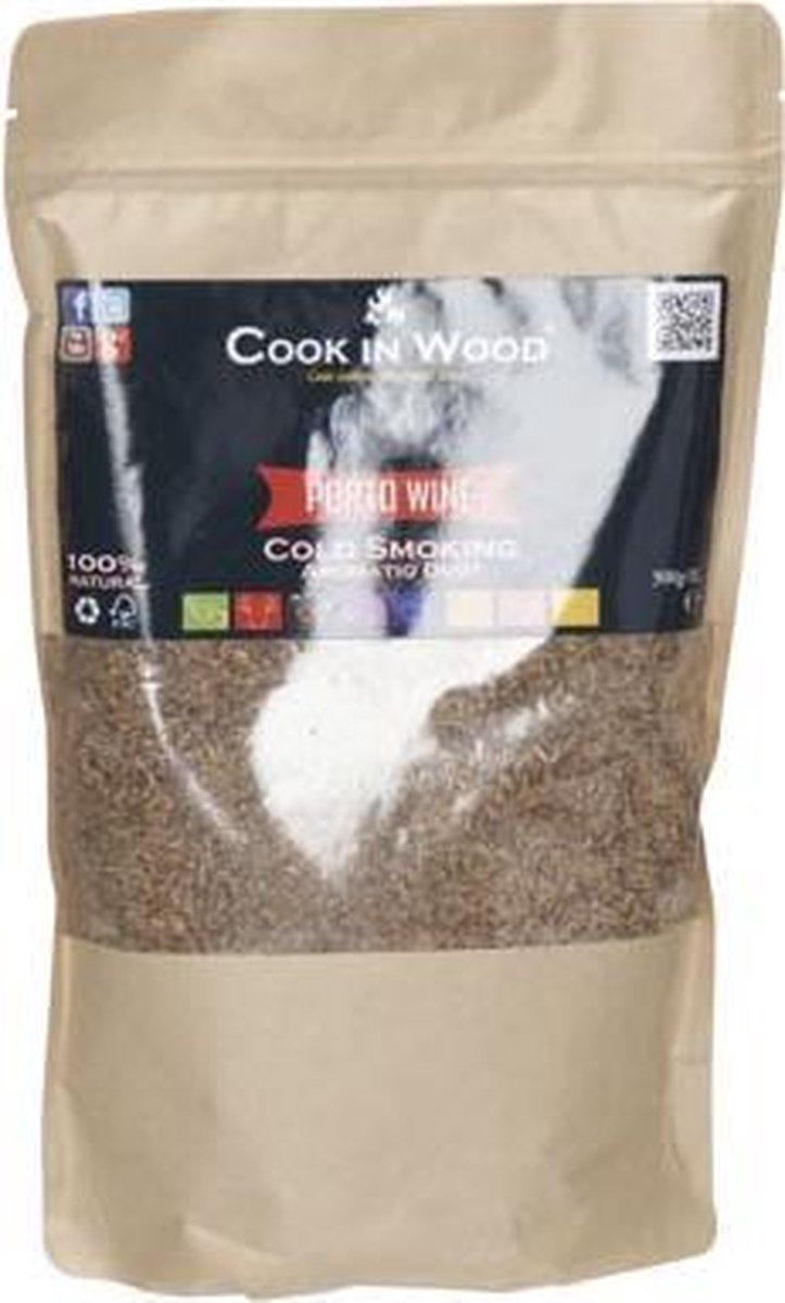 Cook in Wood Rookmot Porto Wine - 500 gram