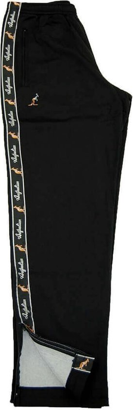 Australian biesbroek zwart acetaat maat S/46