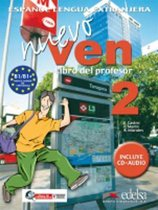 Nuevo Ven 2 profesor + cd-audio (1x)