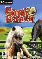 Pony Ranch Windows Cd-Rom