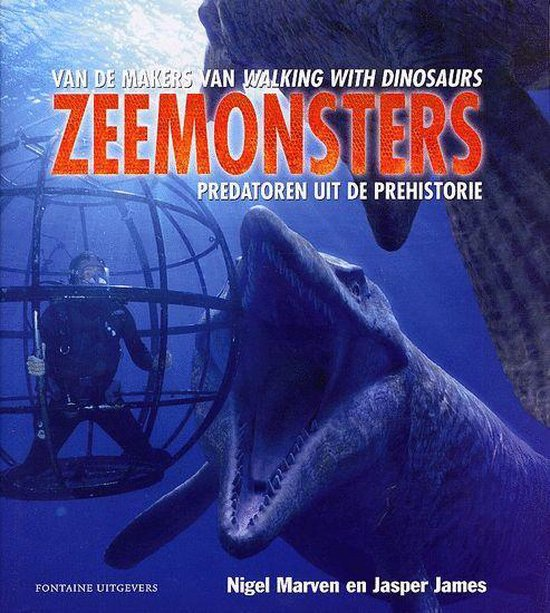 Zeemonsters - Nigel Marven |