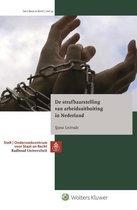 Staat en recht 39 -   De strafbaarstelling van arbeidsuitbuiting in Nederland