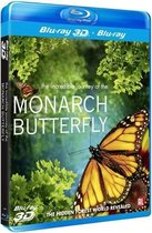 The Incredible Journey Of The Monarch Butterfly (3D+2D Blu-ray)