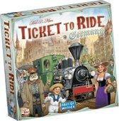 Ticket to Ride Germany - Bordspel