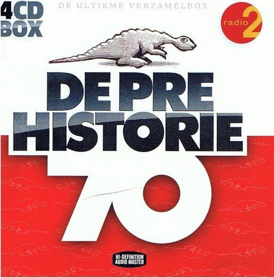 Afbeelding van De Pre Historie: 70 Box