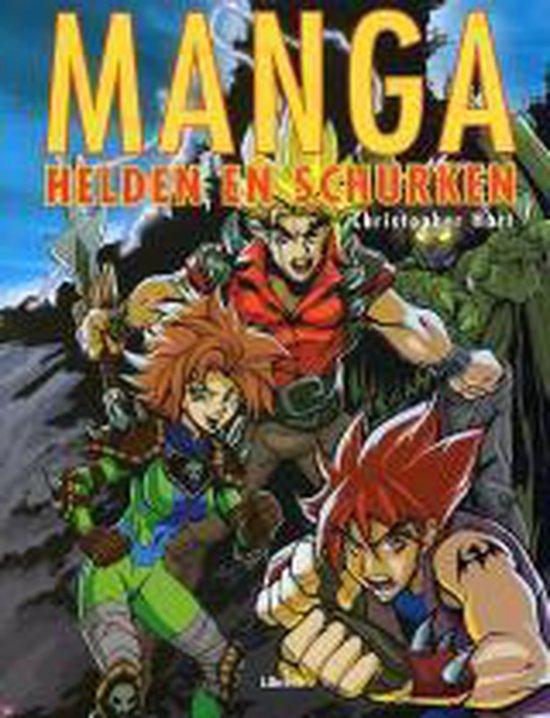 Manga Helden En Schurken - Christopher Hart | Fthsonline.com