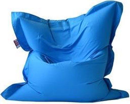 Zitzak Sit En Joy Blauw.Bol Com Zitzak Electric Blue 165x135 Sit On It And Joy