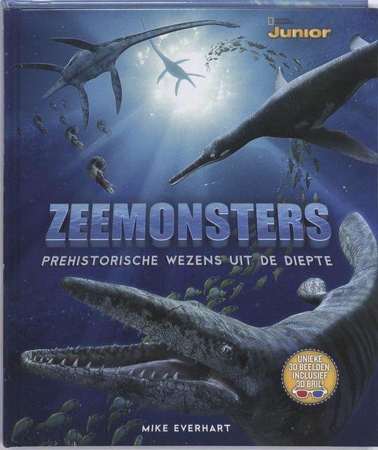 Zeemonsters + 3D bril