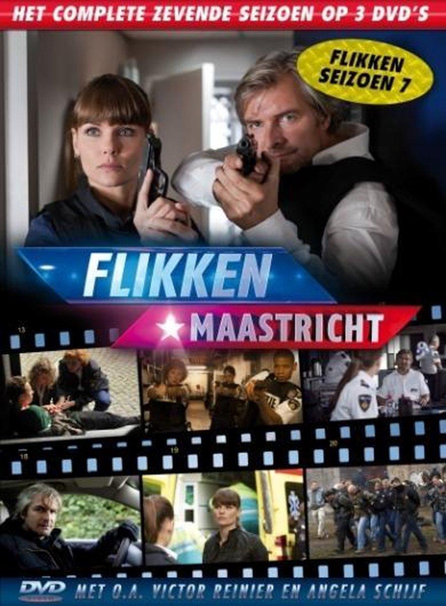 Flikken Maastricht - Seizoen 7 - Tv Series