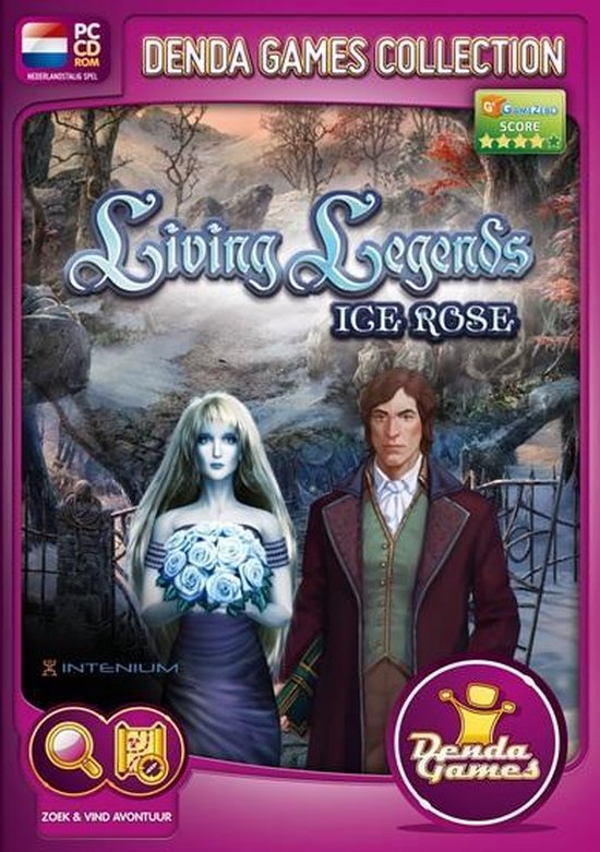 Living Legends: Ice Rose - Windows